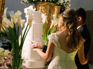 O casamento de Sarah e Hugo 1