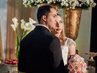 O casamento de Sarah e Hugo