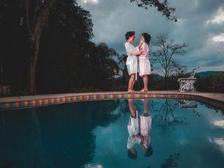 O casamento de Natielle e Weber 2
