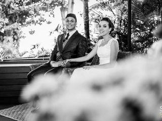 O casamento de Amanda e Julio 1