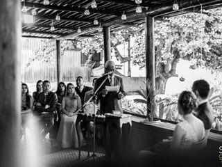 O casamento de Amanda e Julio 2