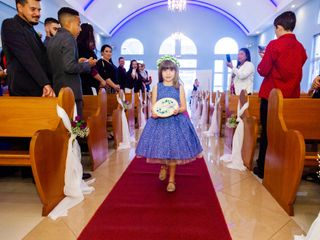 O casamento de Emanuelli e Patrich 3