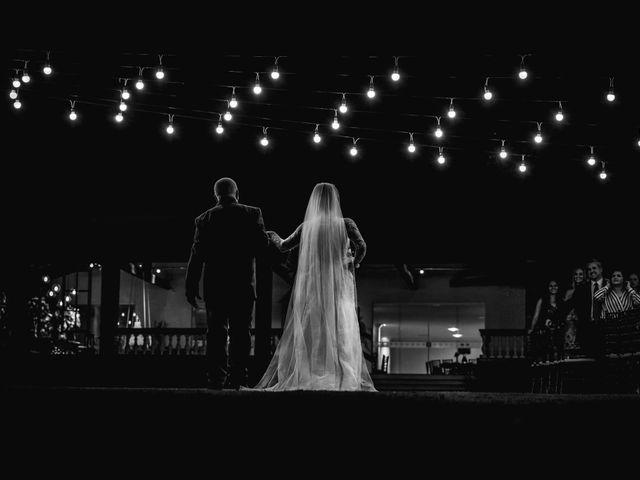 O casamento de Natielle e Weber