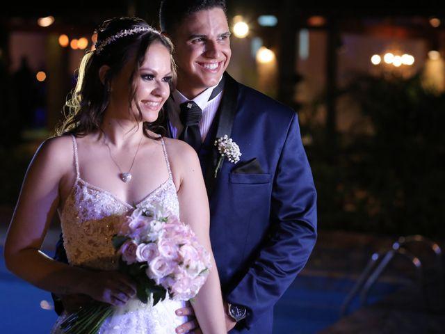 O casamento de Camila e Cristiano