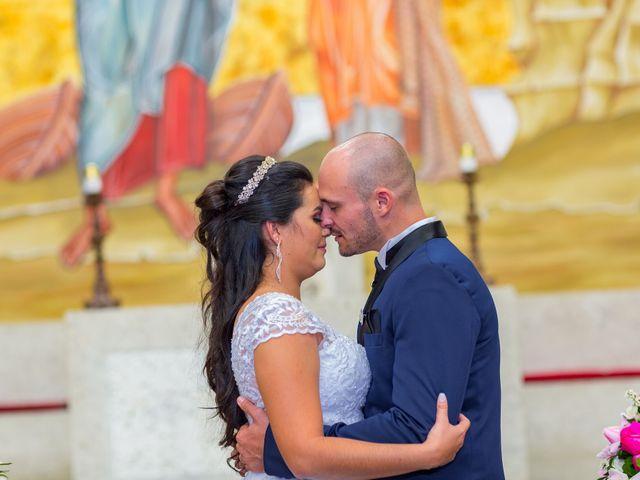O casamento de Vitória e Augusto
