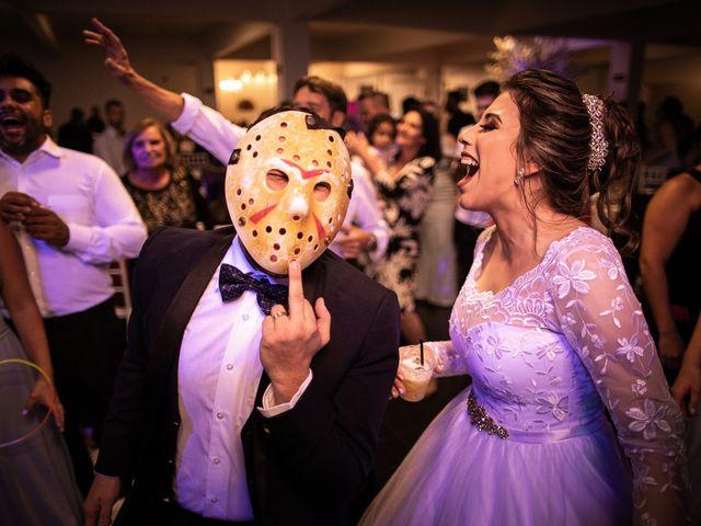 O casamento de Talita e Lucas