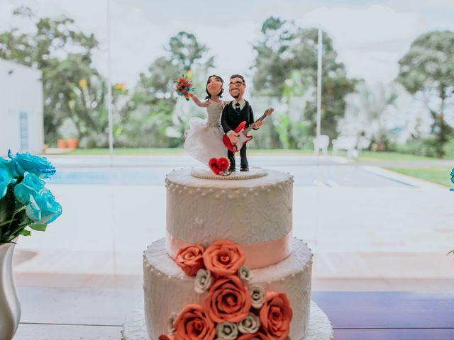 O casamento de Victor e Amanda em Mairinque, São Paulo 31