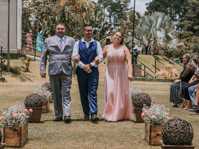 O casamento de Victor e Amanda em Mairinque, São Paulo 46