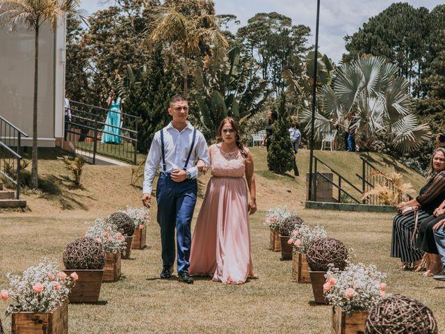 O casamento de Victor e Amanda em Mairinque, São Paulo 49