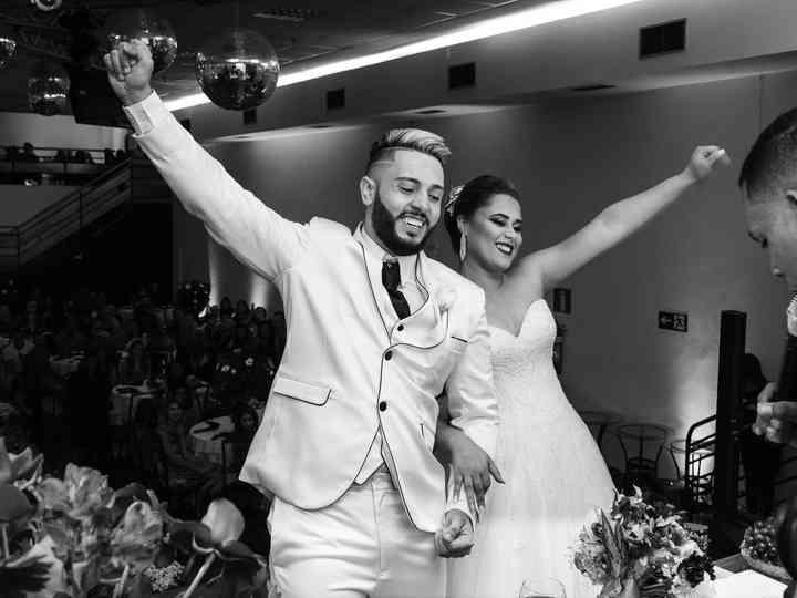 O casamento de Amanda e Arthur