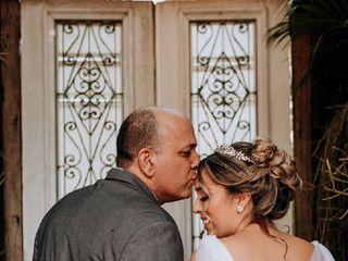 O casamento de Lisiane  e Diogo 2