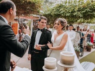 O casamento de Lisiane  e Diogo