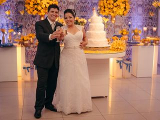 O casamento de Natália e Rodrigo