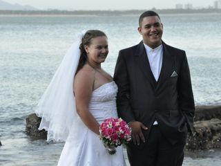 O casamento de Alessandra e Elivelton 1
