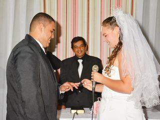 O casamento de Alessandra e Elivelton 3