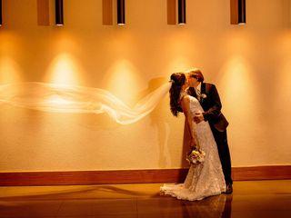 O casamento de Kamila e Gabriel