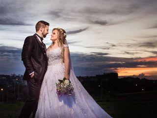 O casamento de Lauana e Diego