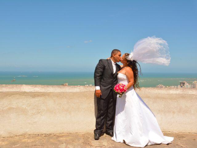 O casamento de Alessandra e Elivelton