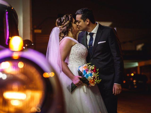 O casamento de Rebeca e Tadeu