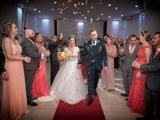 O casamento de Adriana e Luiz