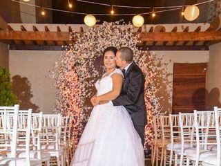O casamento de Camila e Valter 2