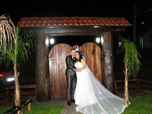 O casamento de Jane e Rafael