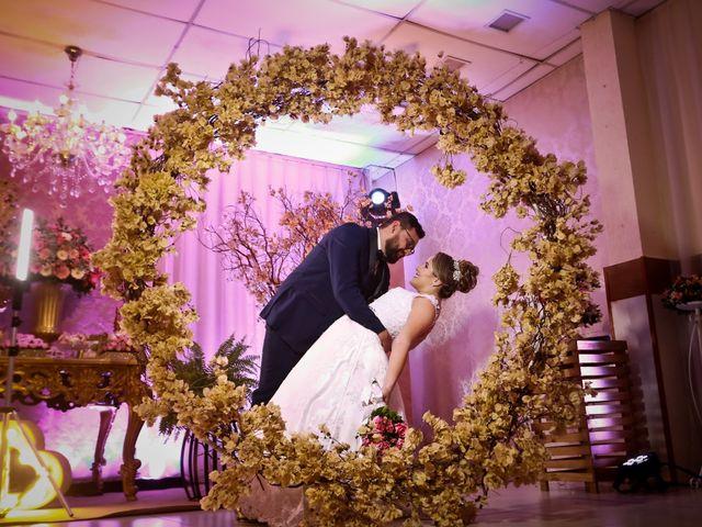 O casamento de Thais e saulo