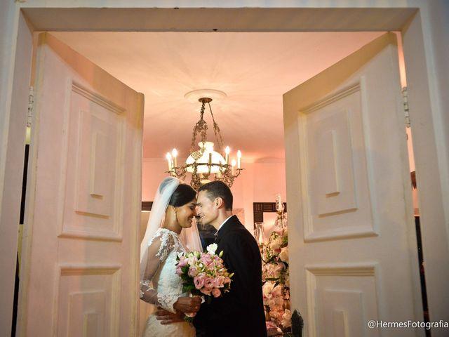 O casamento de Celidalva e Raimundo