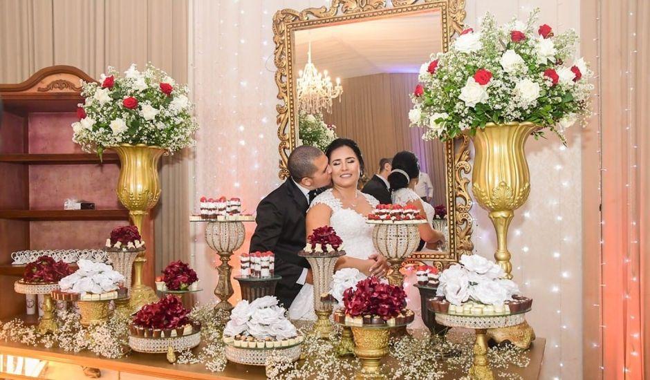 O casamento de Valter e Camila em Fortaleza, Ceará