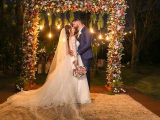 O casamento de Lorrany e Manoel