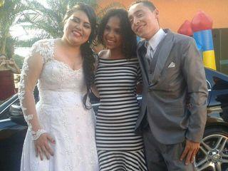 O casamento de Ana caroline e Rafael
