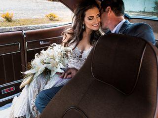 O casamento de Cintia e Bernardo
