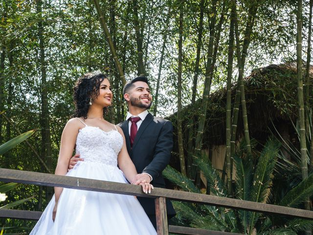 O casamento de Raphaela e Nabi
