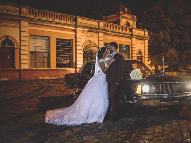 O casamento de Andriele e Thiago