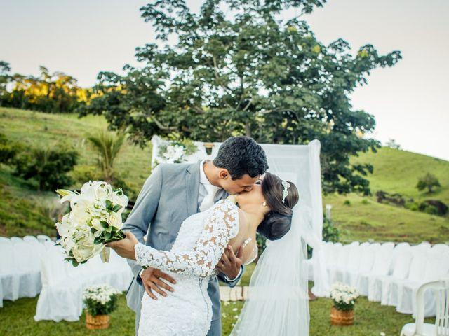 O casamento de Tatiany e Bruno