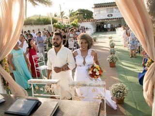 O casamento de Ezivane e Evandro
