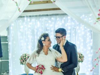 O casamento de Liliane e Diego 2