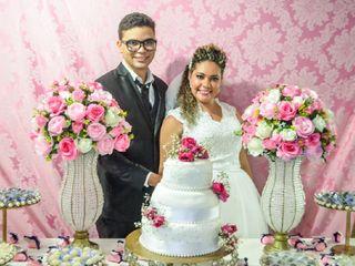 O casamento de Liliane e Diego