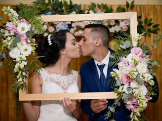 O casamento de Raphaela e Lucas