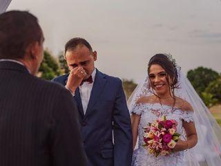 O casamento de Marília  e Nailson 1