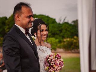O casamento de Marília  e Nailson 2