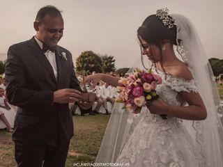 O casamento de Marília  e Nailson 3