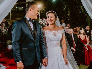 O casamento de Geysa e Leandro