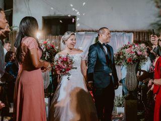 O casamento de Geysa e Leandro 3