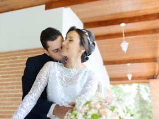 O casamento de Talita e Fabio