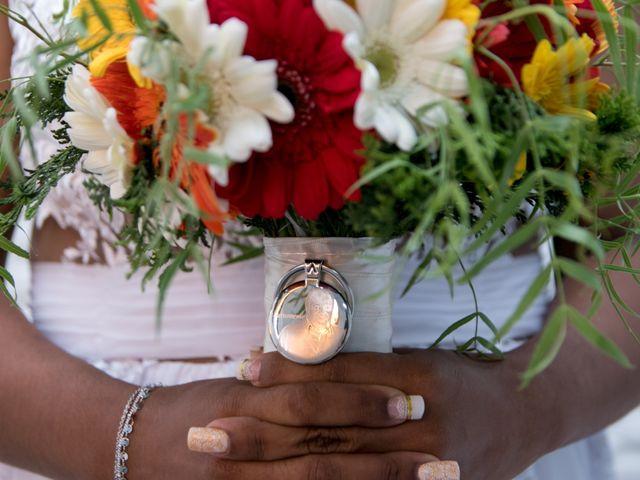 O casamento de Evandro e Ezivane em Ilha de Itamaracá, Pernambuco 15