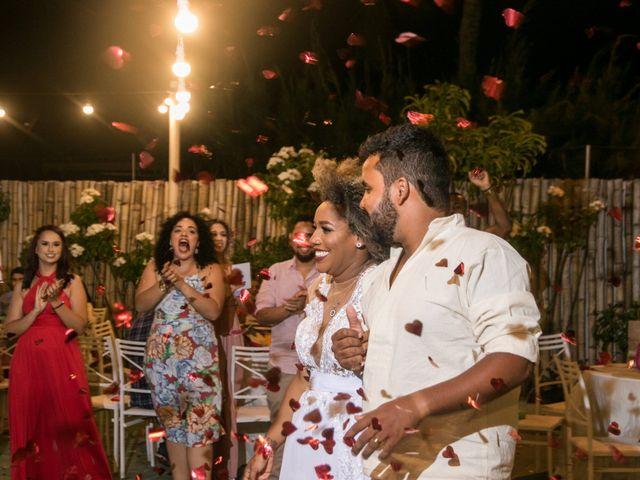 O casamento de Evandro e Ezivane em Ilha de Itamaracá, Pernambuco 18