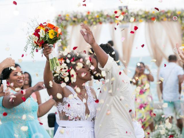 O casamento de Evandro e Ezivane em Ilha de Itamaracá, Pernambuco 20