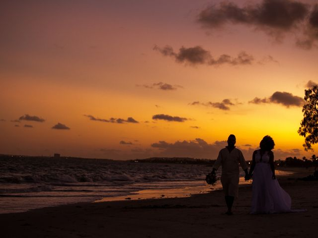 O casamento de Evandro e Ezivane em Ilha de Itamaracá, Pernambuco 21