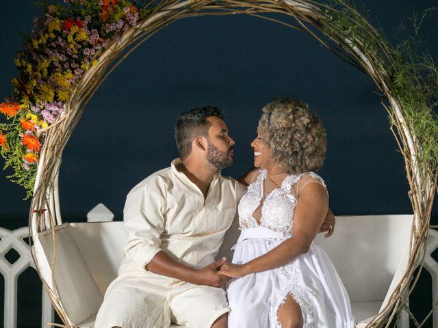 O casamento de Evandro e Ezivane em Ilha de Itamaracá, Pernambuco 1